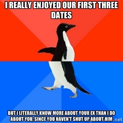 giving up on dating for awhile