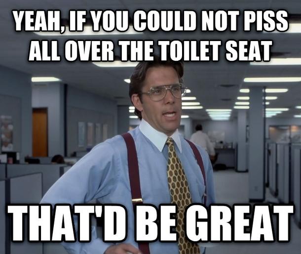 I Hate Public Bathrooms