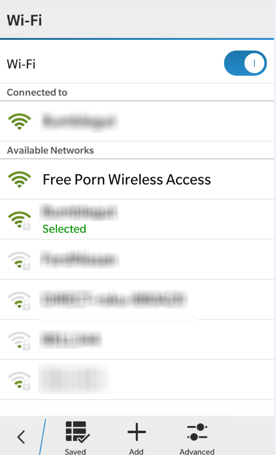 I live next to a high school and had a spare wireless router lying around not connected to the net of course Frustration and cursing will ensue