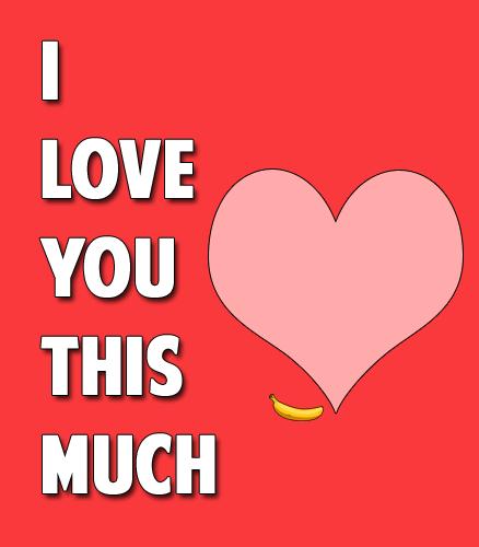 i love you this much 88778 i love you this much meme guy