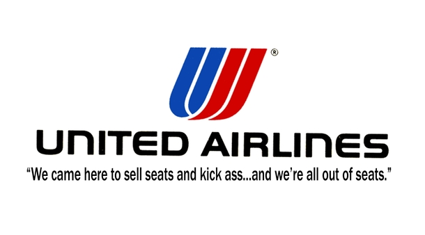 I made a new logo for United Airlines