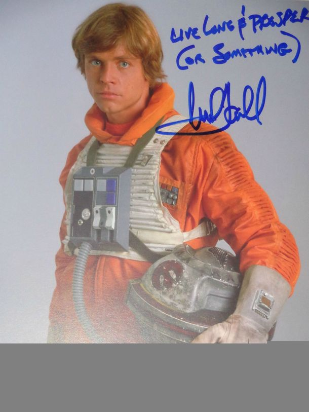 Luke skywalker today and won the star wars convention tags funny luke