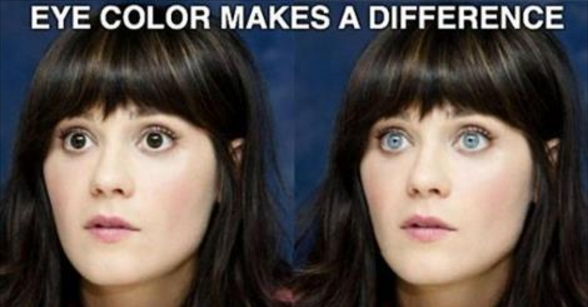 i see your zooey deschanel without bangs and raise you a zooey deschanel with brown eyes 192546 i see your zooey deschanel without bangs and raise you a zooey