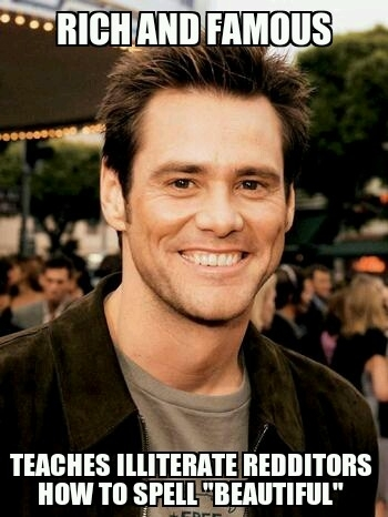 I Suppose Jim Carrey Is A Gg Meme Guy