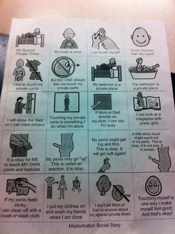 I work in a psychiatric hospital Today I found this posted