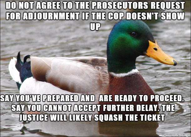 If Youre Fighting A Speeding Ticket Meme Guy