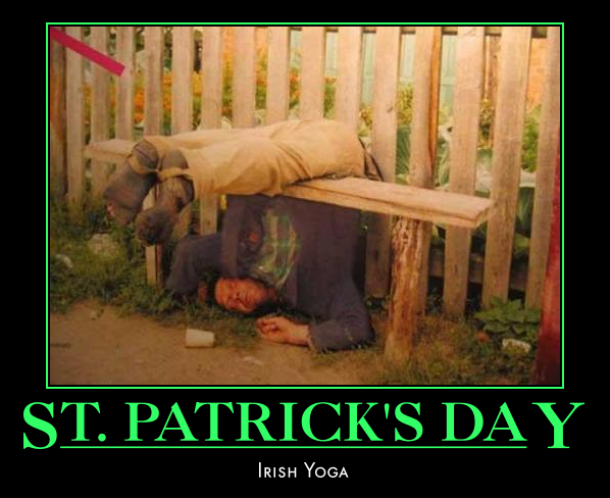 irish yoga 8131 irish yoga meme guy
