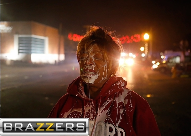 is it still funny to add the brazzers logo to pictures