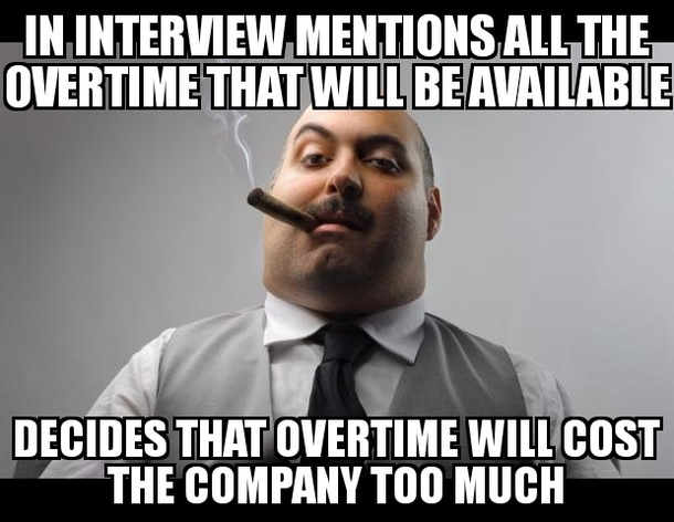 It was one of the main reasons I took the job