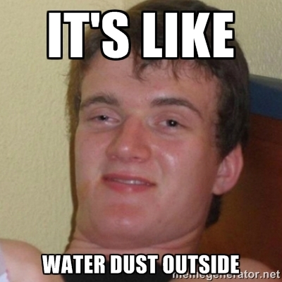 its snowing in kansas today my wife said this 70932 its snowing in kansas today my wife said this meme guy
