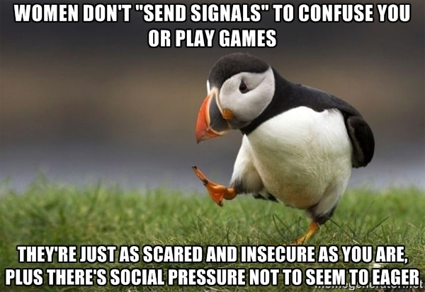 Ive seen too many posts about not getting signals