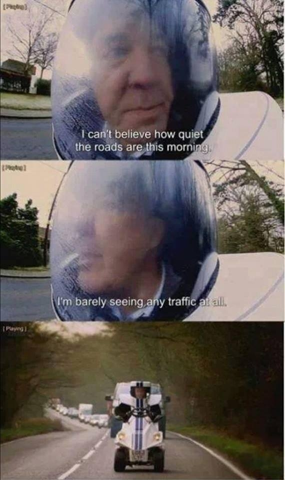 It Could Be Worse Meme Jeremy Clarkson - Meme...