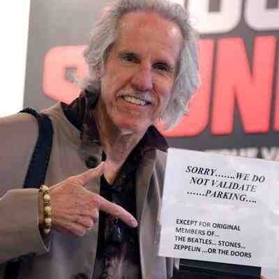 John Densmore The Doors Just Posted This On Facebook