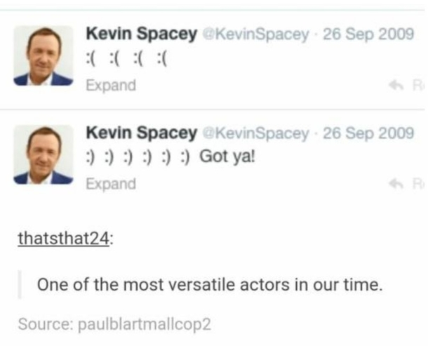 Kevin Spacey Dazzles Us With His Acting Chops In This Nail Biting