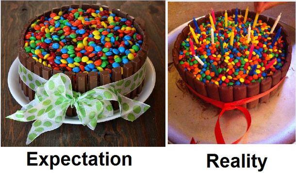 Kit Kat Cake Looks Pretty Good To Me Meme Guy