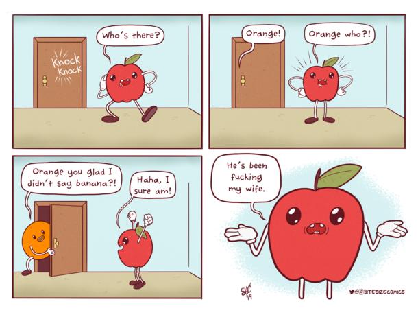 Knock Knock Joke - Meme Guy