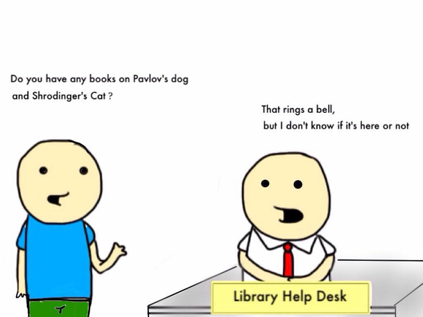 Library Help Desk