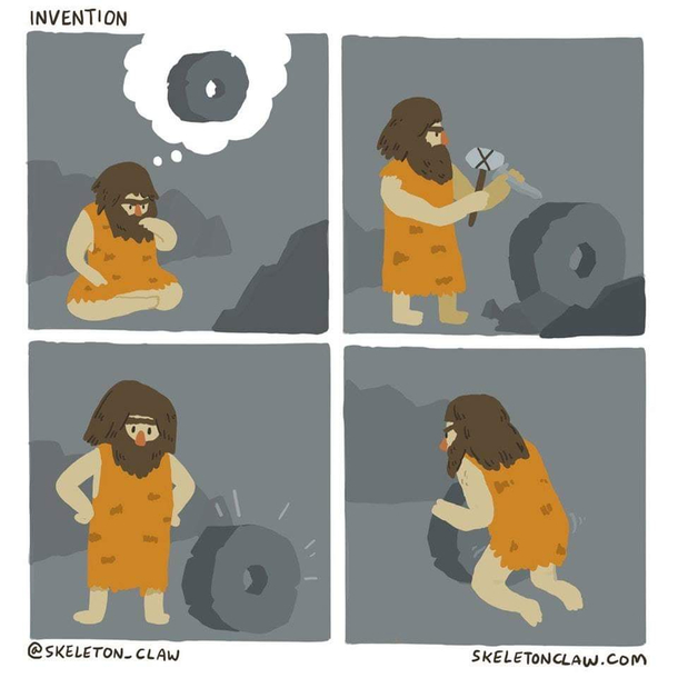 man the great inventor