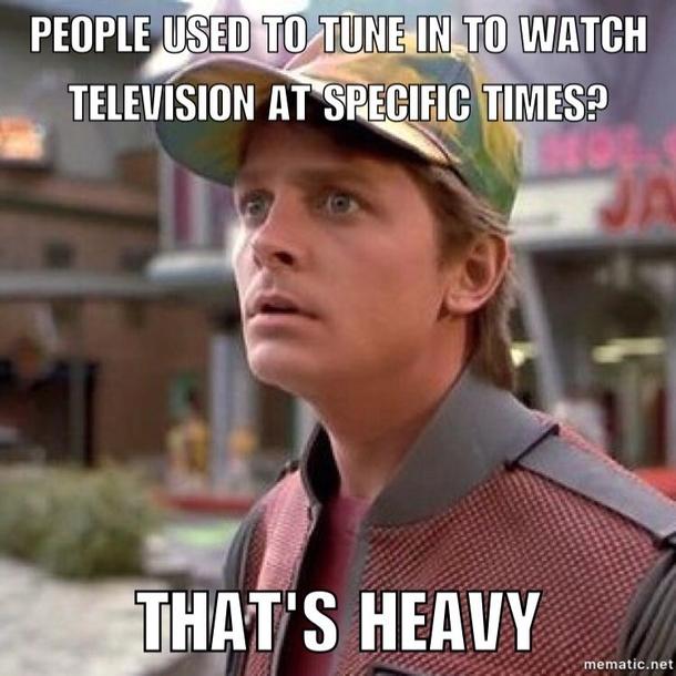 Marty Jr On Watching Tv Meme Guy