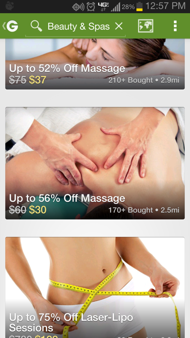 massage with dick
