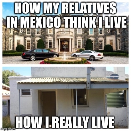 Mexican American Problems Meme Guy