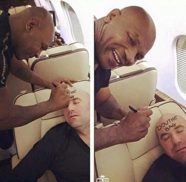 Mike Tyson has become self aware
