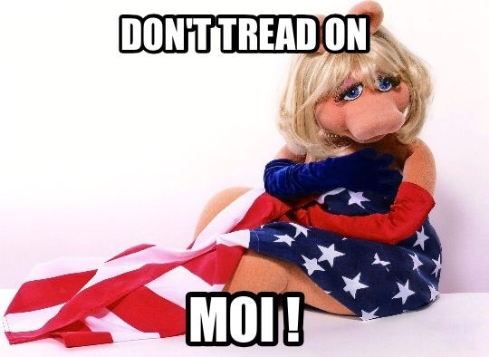 Miss Piggy responds to Oxford University Press decision to ban pigs