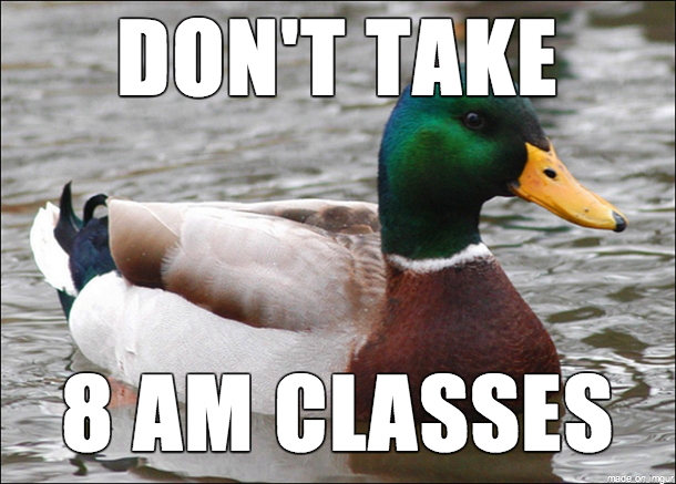 My best advice to incoming college freshmen
