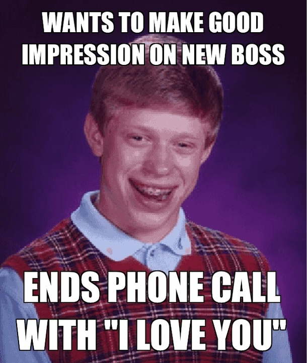 Funniest Meme Conversations : My new employee did this on our second phone conversation