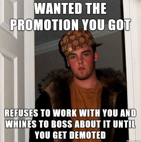 My old coworker was an awesome guy