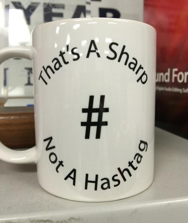 my orchestra teacher has a new favorite coffee mug 165066 my orchestra teacher has a new favorite coffee mug meme guy