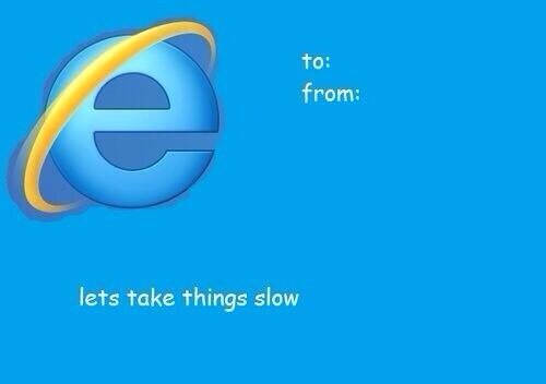 My Valentines Day Card This Year