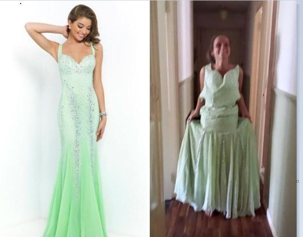 Prom Dress Reference