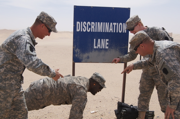 New Army training lane X-post from rarmy