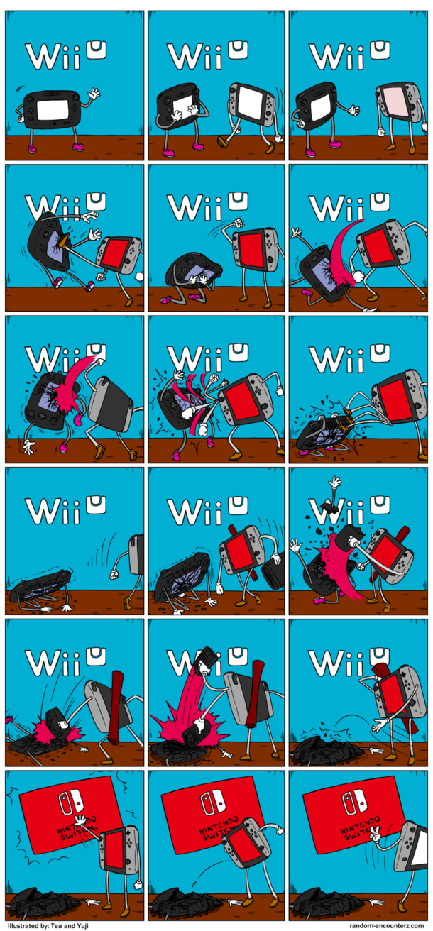 nintendos loving and fond farewell to the wii u 234571 nintendos loving and fond farewell to the wii u meme guy