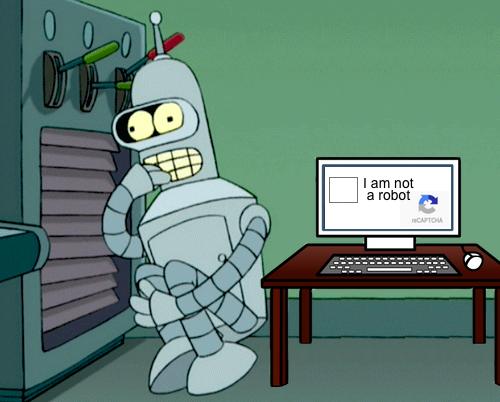 Image result for robot meme