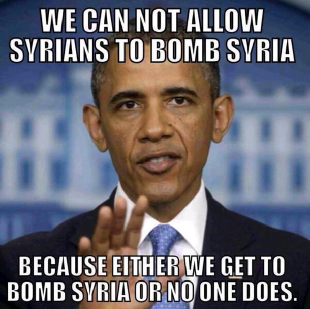 Obama logic - Meme Guy