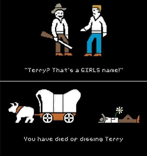 oregon trail meme guy