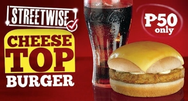 Pic #1 - Cheese Top Burger