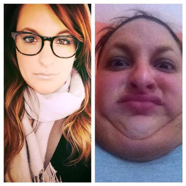 Pretty Girls Ugly Faces Meme