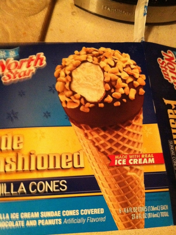 Pic #2 - ice cream cone