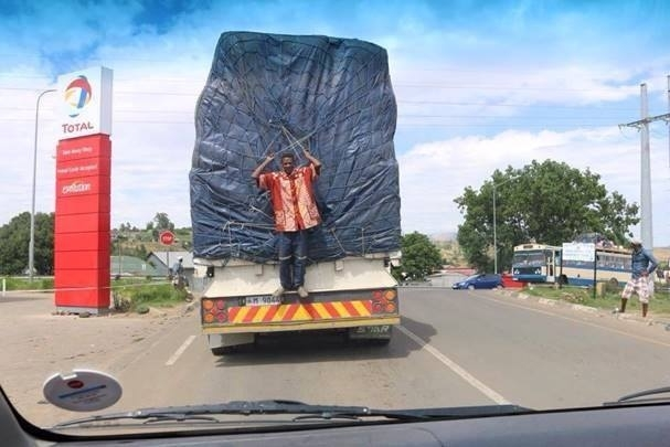 Pic 2 Only In South Africa Meme Guy