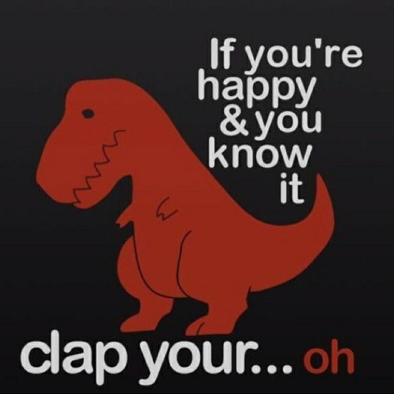 Pic #2 - T-Rex arm jokes are always short