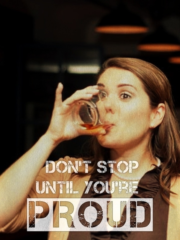 Pic #2 - What happens when you take Fitspiration and add pictures of people drinking DRUNKSPIRATION