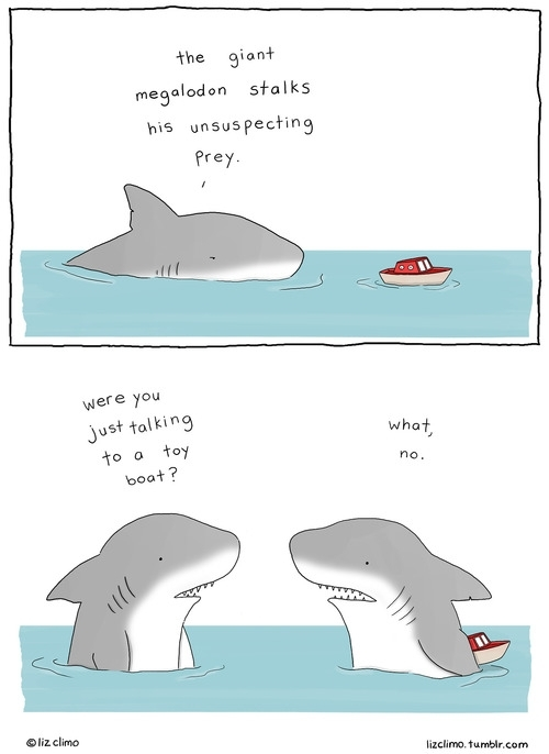 Pic #3 - Animal encounters guaranteed to cheer you up By Liz Climo