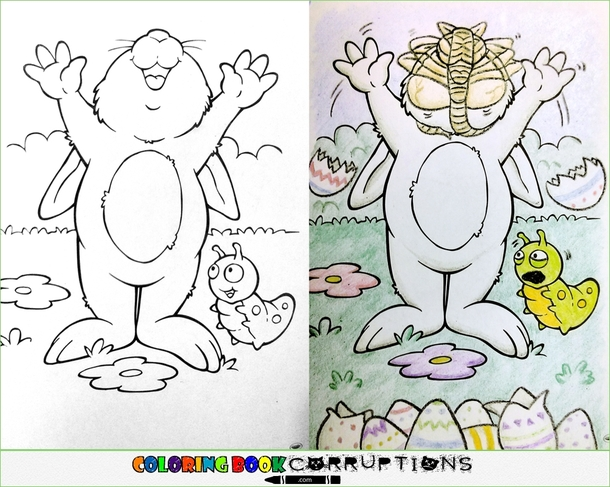 Funny Meme Coloring Pages : Pic coloring book corruptions part meme guy