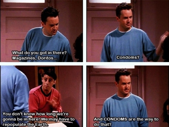 Friends Quotes Joey Why God Why : Pic the faultless logic of joey tribbiani meme guy