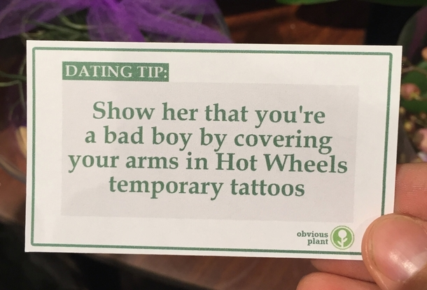 Free dating advice
