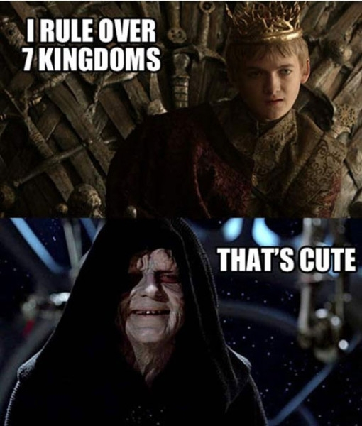 pic 6 star wars vs game of thrones 26974 pic 6 star wars vs game of thrones meme guy