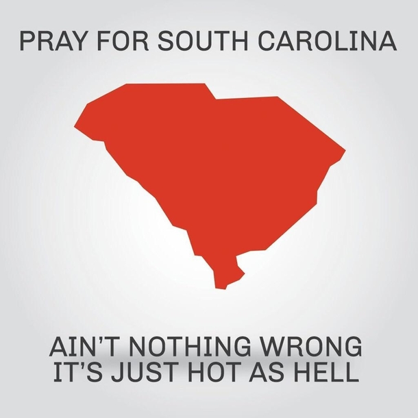 Pray for South Carolina - Meme Guy